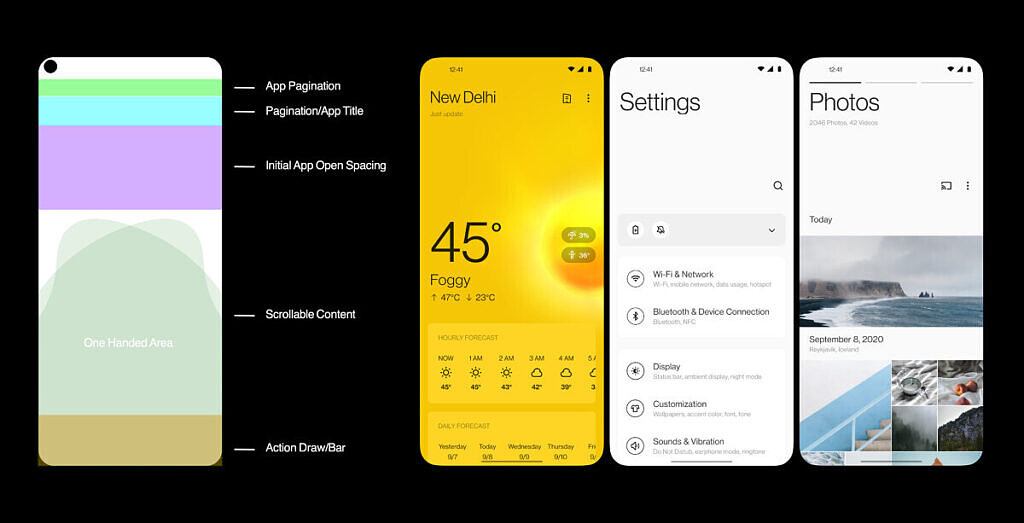 oneplus 7 oxygenos 11 android 11
