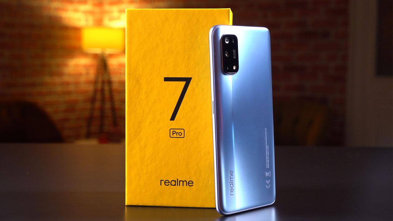 Realme 7 Pro inceleme