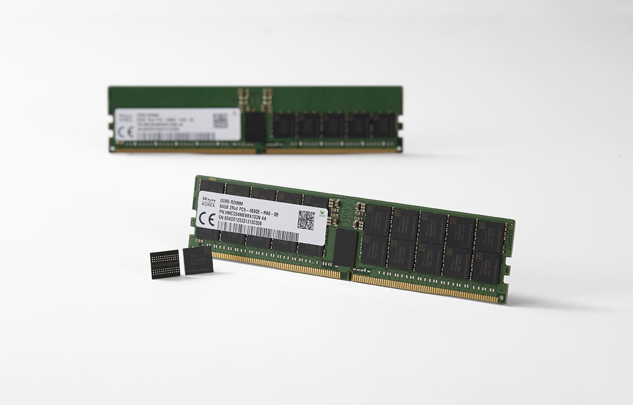 Dünyanın ilk DDR5 DRAM belleğini, SK Hynix duyurdu!