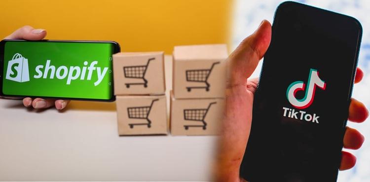TikTok, Shopify ile yeni ortaklığını duyurdu