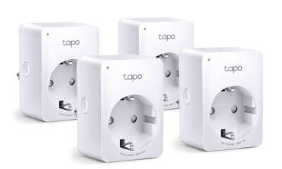 TP-Link Tapo P100 4'lü