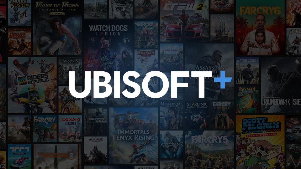 Ubisoft+, Google Stadia ve Amazon Luna servislerine geliyor!
