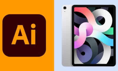 Adobe Illustrator iPad