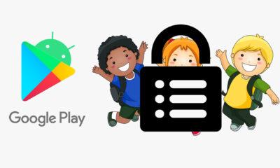 Google Play Store çocuk