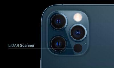 iPhone 12 Pro, LiDAR sensörüyle daha iyi kamera deneyimi sunacak!