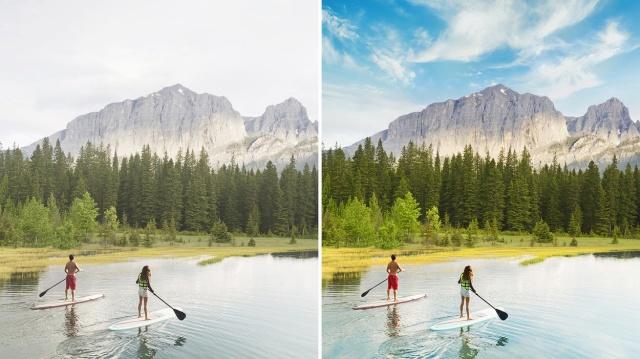 Adobe, Photoshop ve Premiere Elements 2021'e daha fazla yapay zeka destekli araç getiriyor