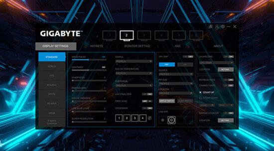 gigabyte kvm