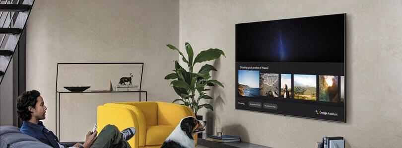 Google Asistan Samsung Akıllı TV