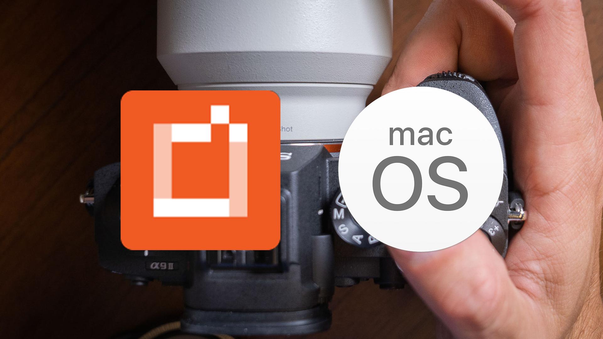 Sony Imaging Edge Webcam Mac