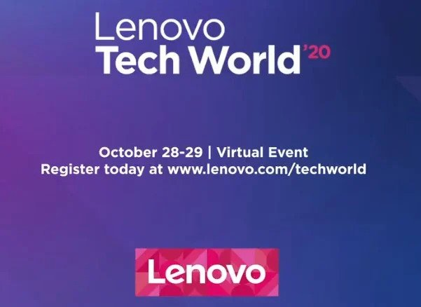 lenovo tech world