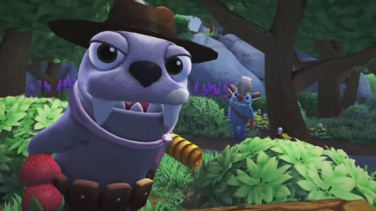 'Bugsnax', PS5 için ilk ücretsiz PlayStation Plus oyunu olacak