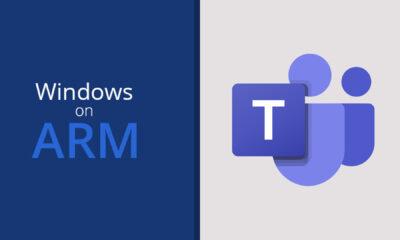 Microsoft Teams ARM 64