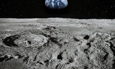 NASA, Ay'ın beklenmeyen yüzeylerinde su buldu!