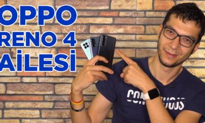 OPPO Reno 4 Pro, Reno 4 ve Reno 4 Lite Türkiye'de! | İlk Bakış