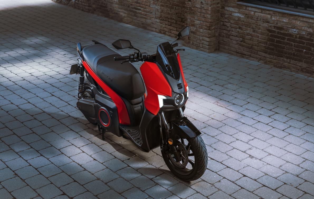 MO eScooter 125 2