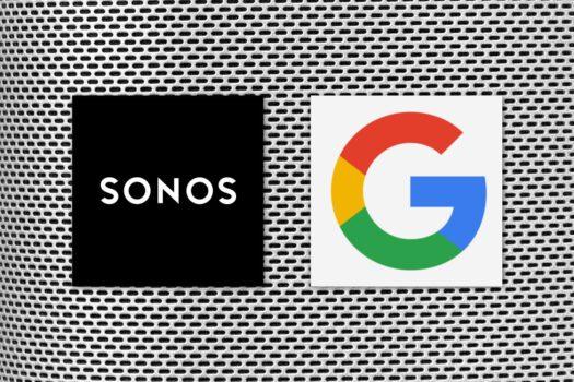 Sonos, Google'a dava açtı