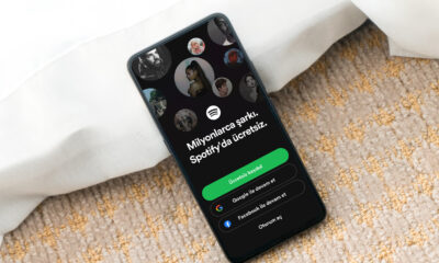 Spotify Google ile devam et