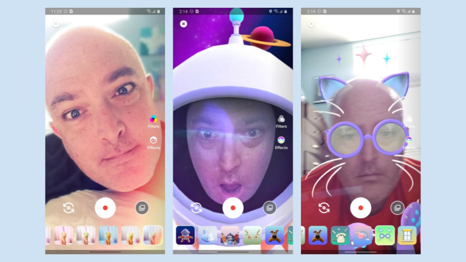 Google, selfie filtrelerini kaldırıyor