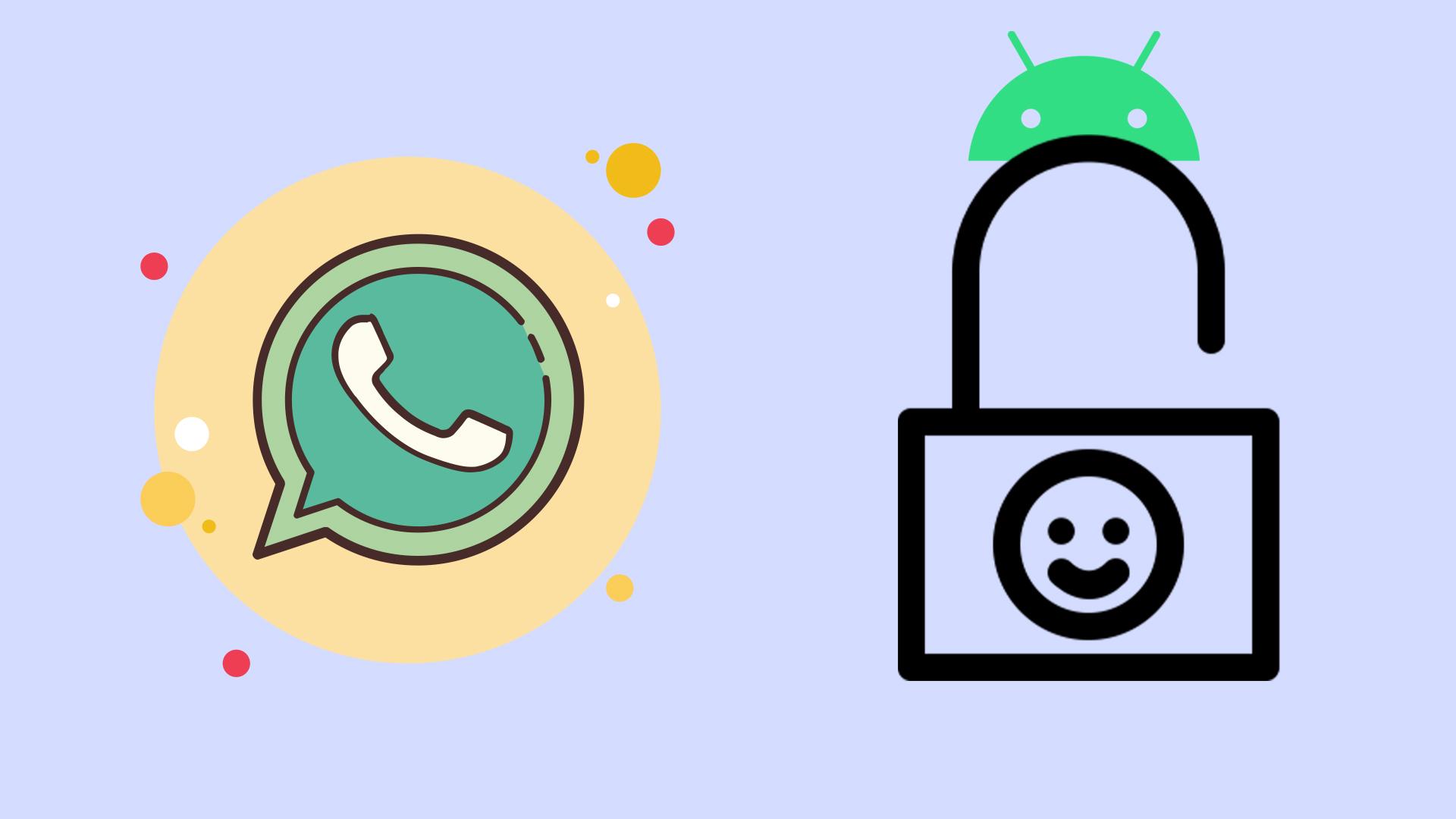 WhatsApp yüz tanıma kilidi Android