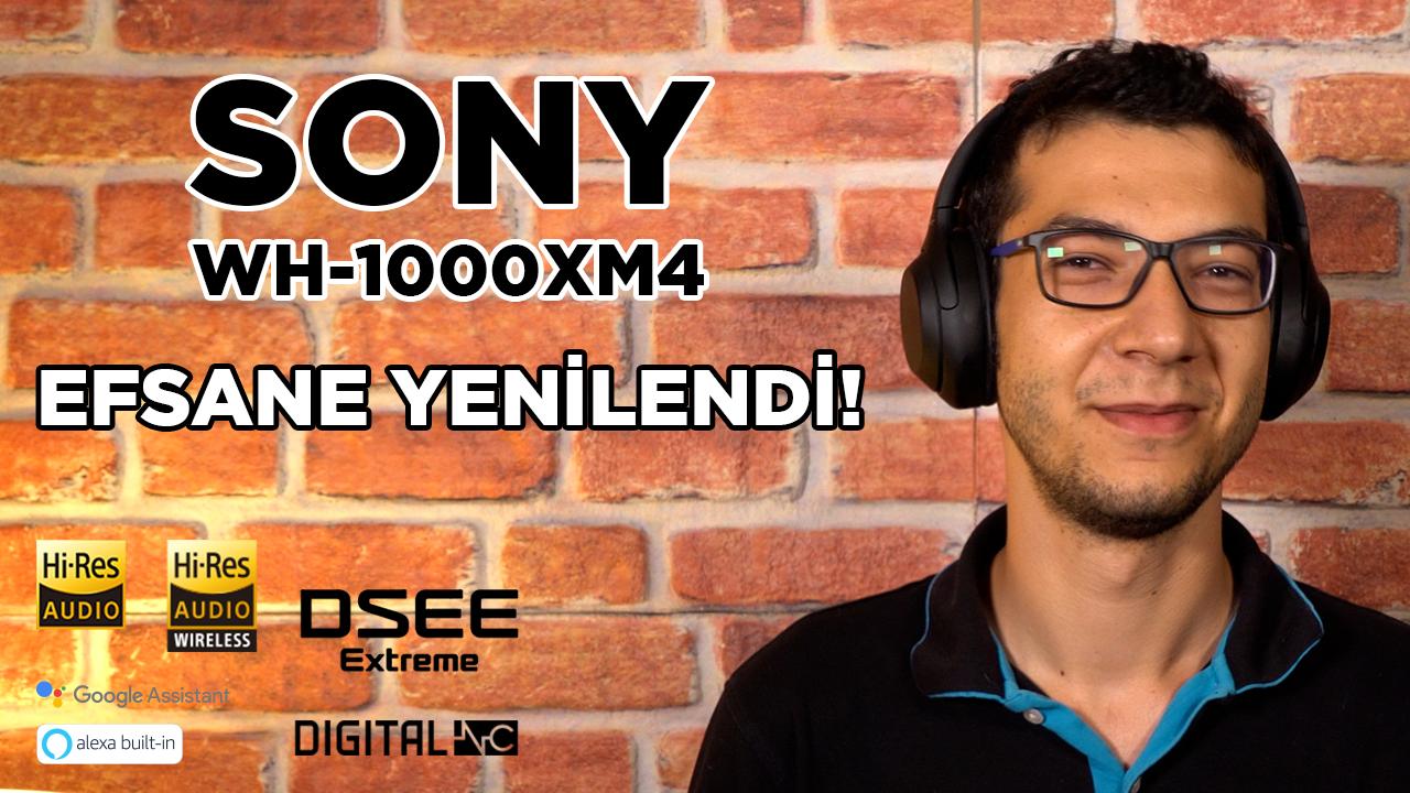 EN İYİSİ ARTIK DAHA İYİ! | Sony WH-1000XM4 incelemesi