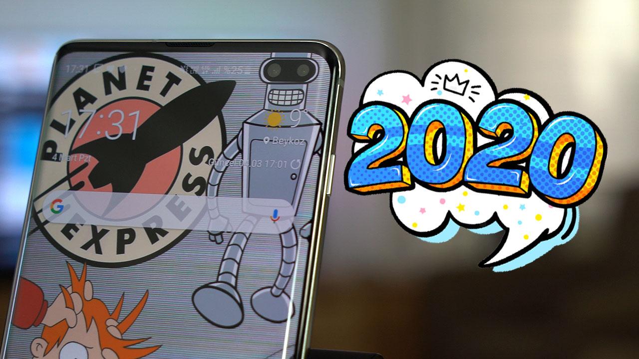 2020'de Galaxy S10+ kullanmak