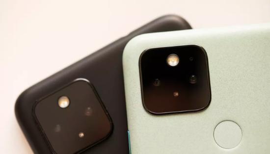 Google'ın Pixel 5 kamera uygulaması eski Pixel telefonlara geliyor