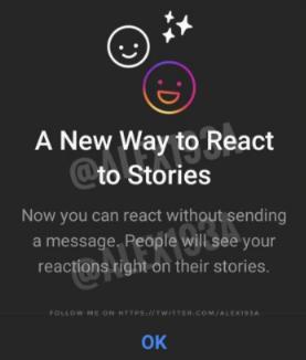 Instagram, hikyayelere DM göndermeden yanıt verme özelliği test ediyor!