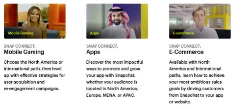 Snapchat,  'Snap Connect' sekmesini sundu