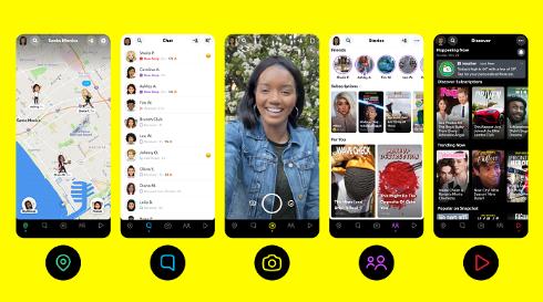 Snapchat, abone sayılarını profillerde görüntüleme seçeneği sunuyor