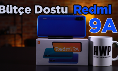 Bütçe Dostu Redmi 9A Thumbnail final
