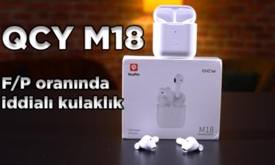 QCY M18 TWS kulaklık inceleme thumbnail