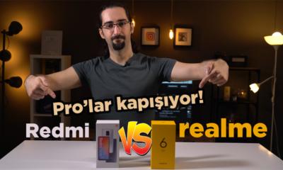 Redmi Note 9 Pro vs realme 6 pro karşılaştırma thumbnail final