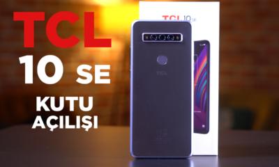 TCL 10 SE kutu açılışı thumbnail