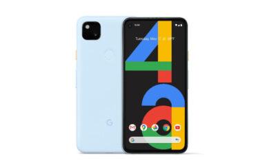 Pixel 4a nihayet siyah dışında bir renkte mevcut