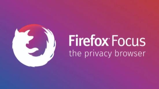 firefox focus tarayıcı