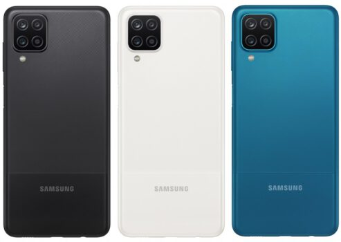 Samsung Galaxy A12 ve A02s