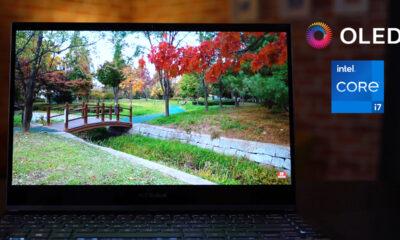 Asus ZenBook Flip 13 UX363 | OLED ekran, Intel 11. nesil işlemci!