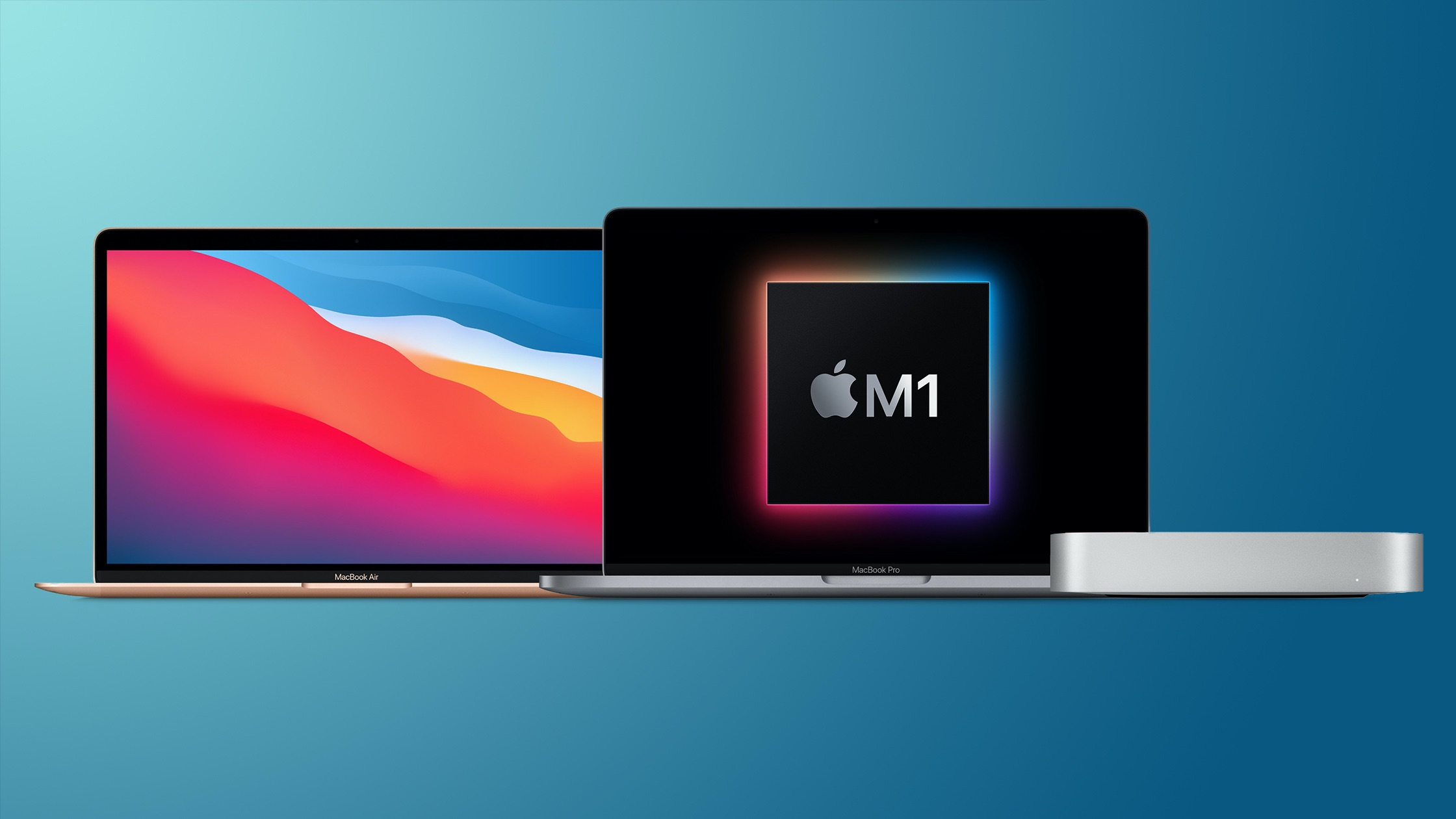 Bazı Apple M1 Mac
