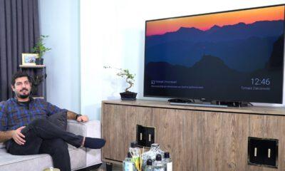 Vestel 55UA9800 4K Android TV Kullanıcı Deneyimi