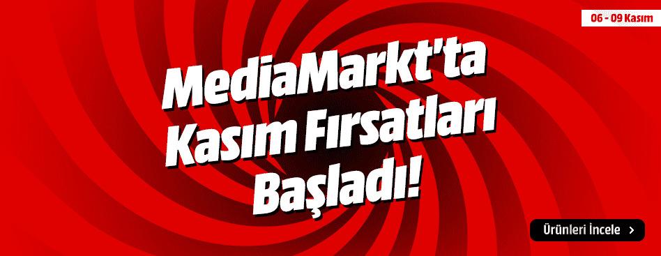 MediaMarkt Kasım Fırsatları kampanyası başladı!