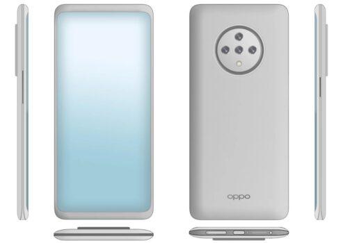 oppo ekran altı kameralı telefon_2