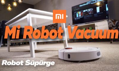 Robot süpürge inceleme Xiaomi Mi Robot Vacuum