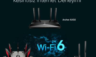 TP-Link Wi-Fi 6