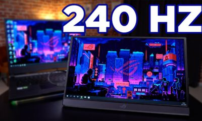240 Hz TAŞINABİLİR MONİTÖR! | ROG Strix XG17AHPE