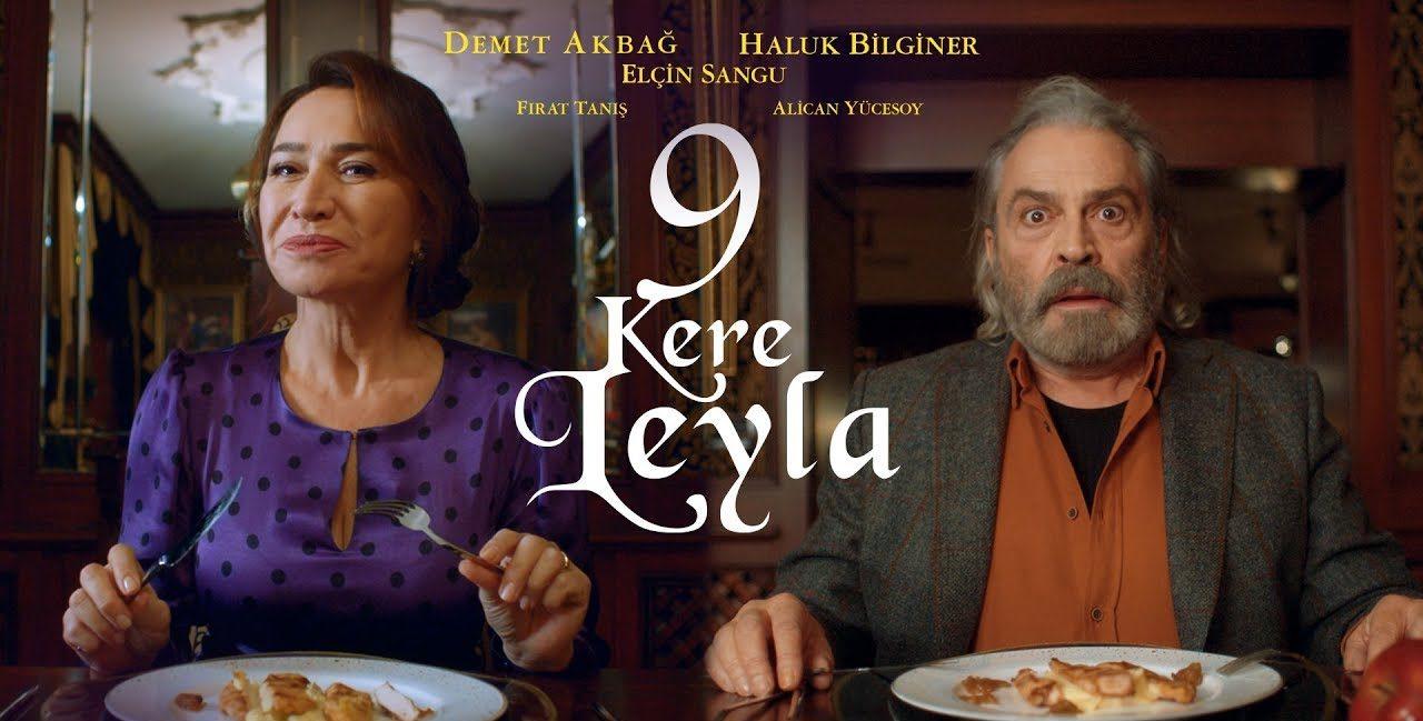 9 Kere Leyla Netflix