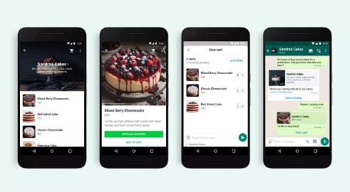 WhatsApp, Alışverişi Kolaylaştırmak İçin 'Sepetler' özelliği Ekliyor