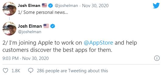 Apple, App Store'u geliştirmeye çalışıyor!