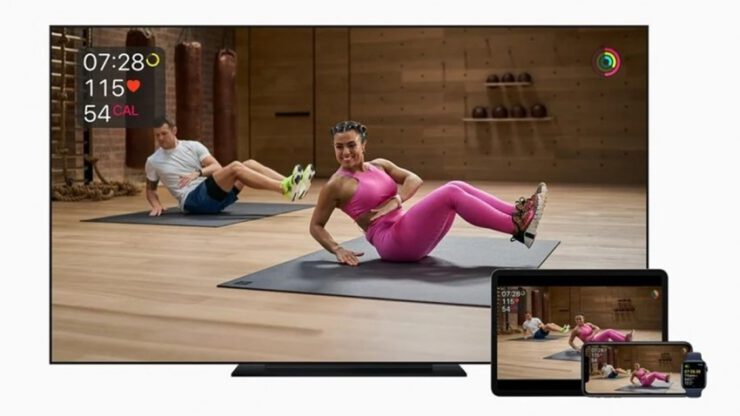 Apple yoga matı