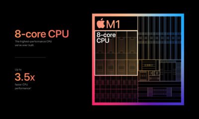 Apple, M1, Qualcomm