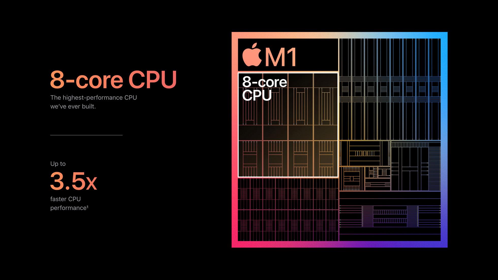 Apple, M1, Qualcomm